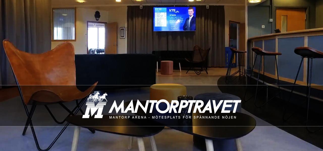 Mantorptravet - travsport