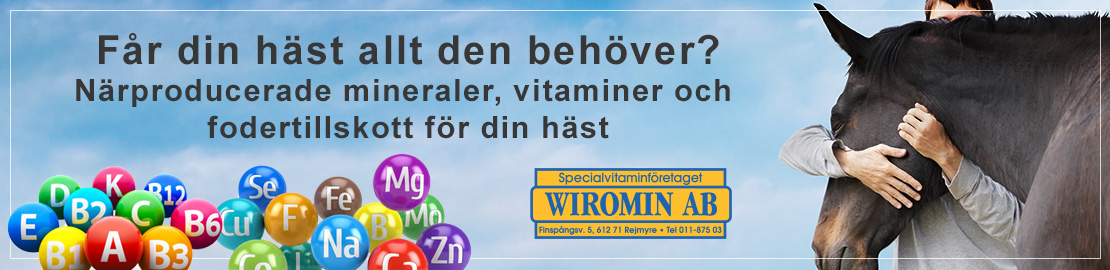 Wiromin i artiklar – start top desktop