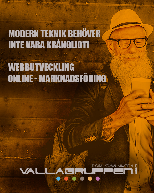 Vallagruppen - startsida - mobile
