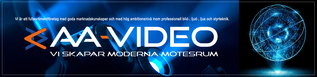 AA-video - Banner big botten