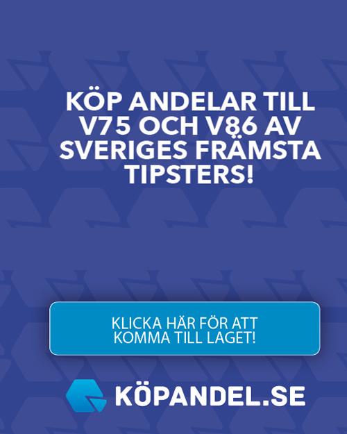 Köpandel.se - startsida - mobile