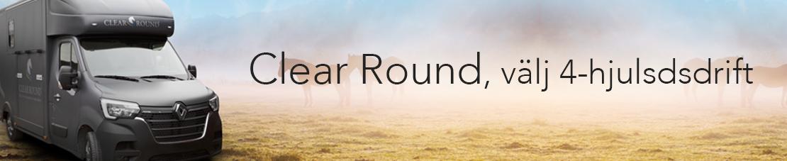 Clear Round – Travsport Desktop